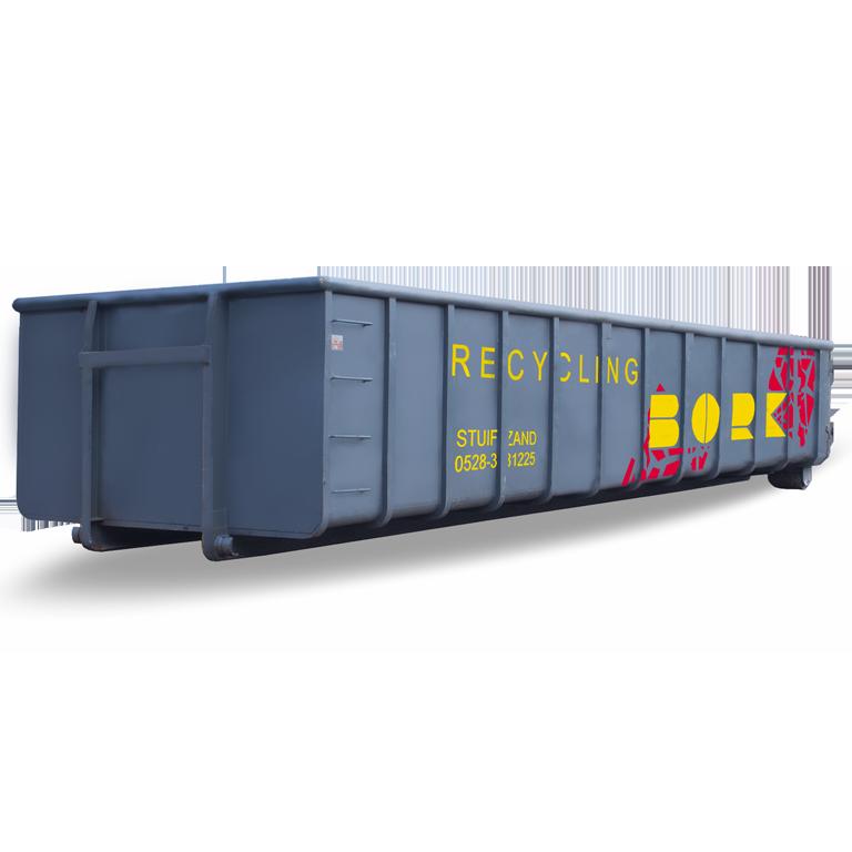 40m3 afvalcontainer huren